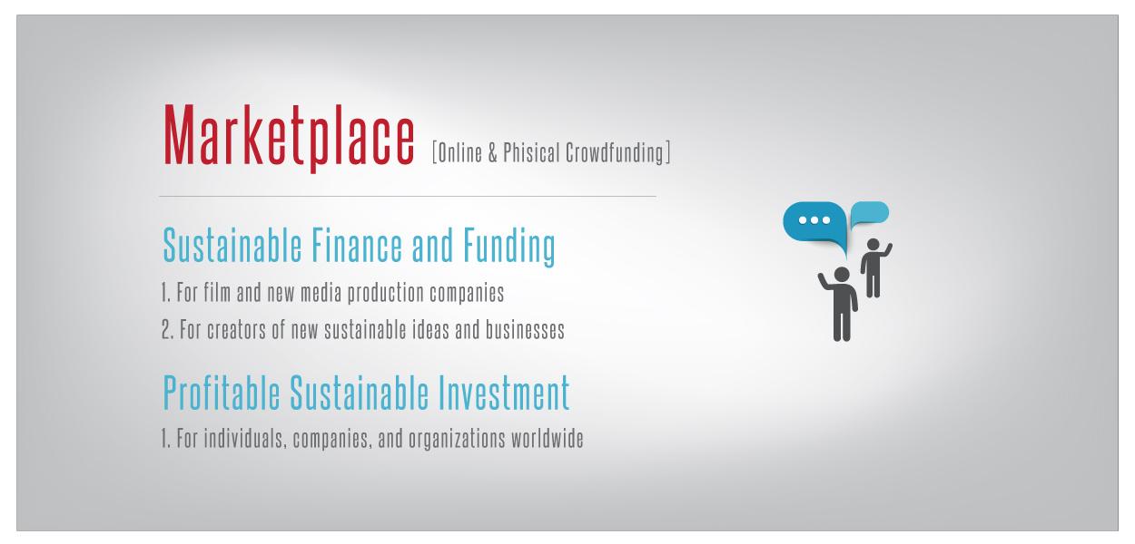 Sustainable Society Marketplace @ Sustainable.Media