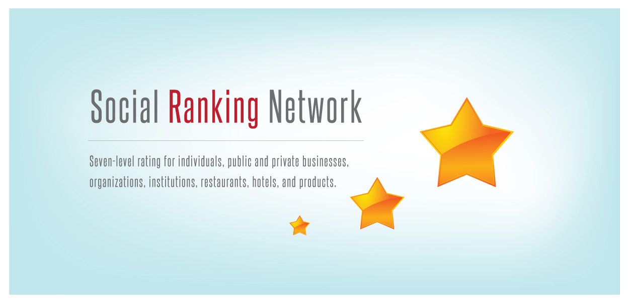 Social Ranking Network @ Sustainable Society