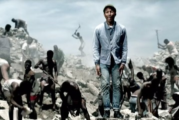 Pharrell Williams – Freedom! A Sustainable Society's Message