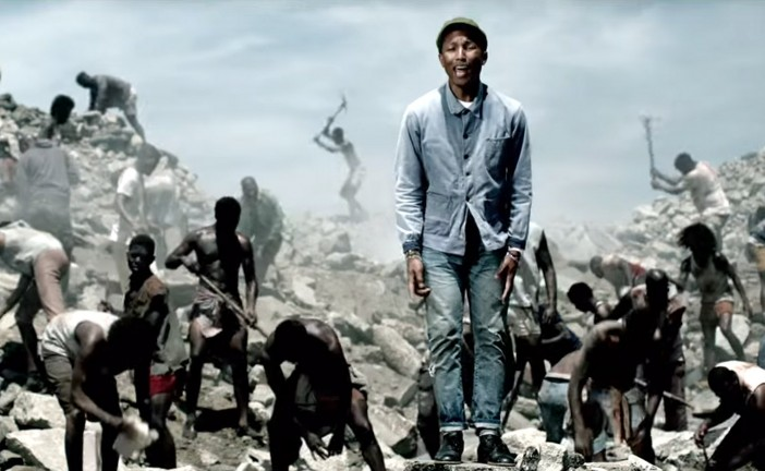 PharrellWilliams – Freedom! A Sustainable Society's Message