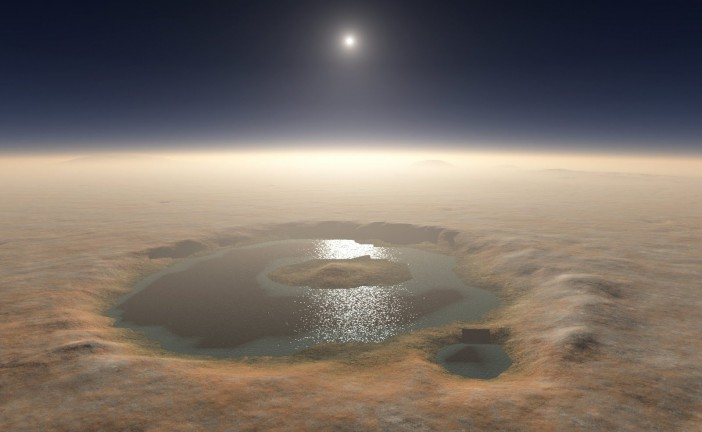 """Water On Mars. """"We Knew It Since 5 Years Ago"""""""