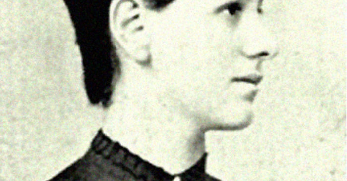 The First European Woman Ever To Obtain A License And A Phd In Law From The University Of Paris