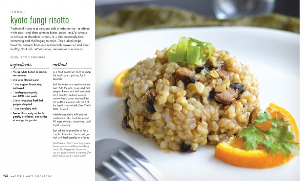 Master Plants Cookbook - Running Press