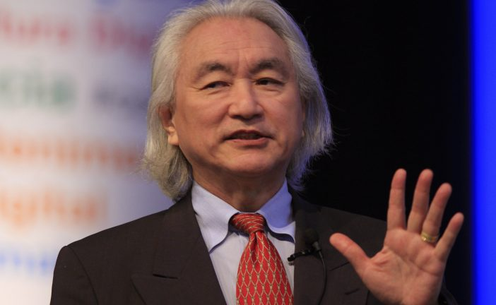 "Dr. Michio Kaku on CBS News: Government Behind the ""Weather Control""."