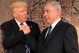 Trump's Jerusalem Decision and His Pro-Israel Lobbyist Financiers
